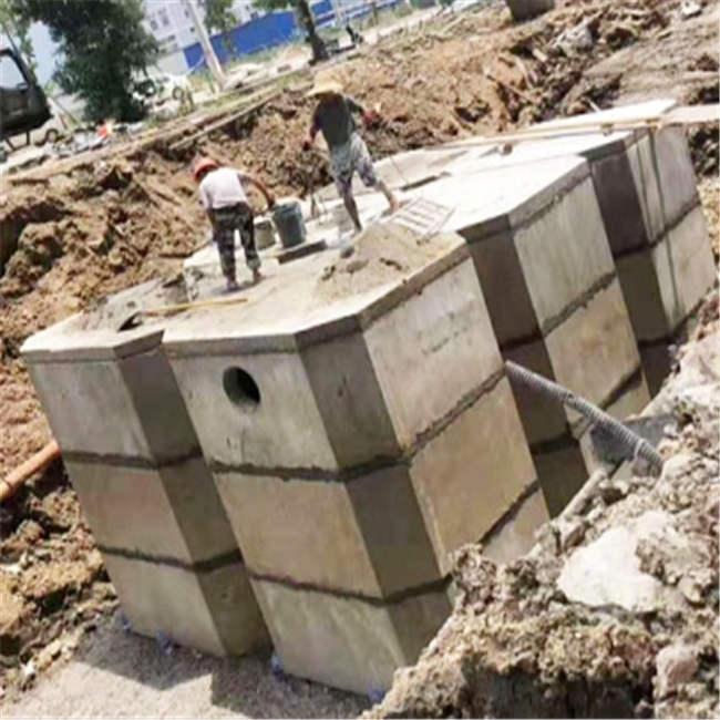 平湖钢筋砼预制蓄水池售价经济合理