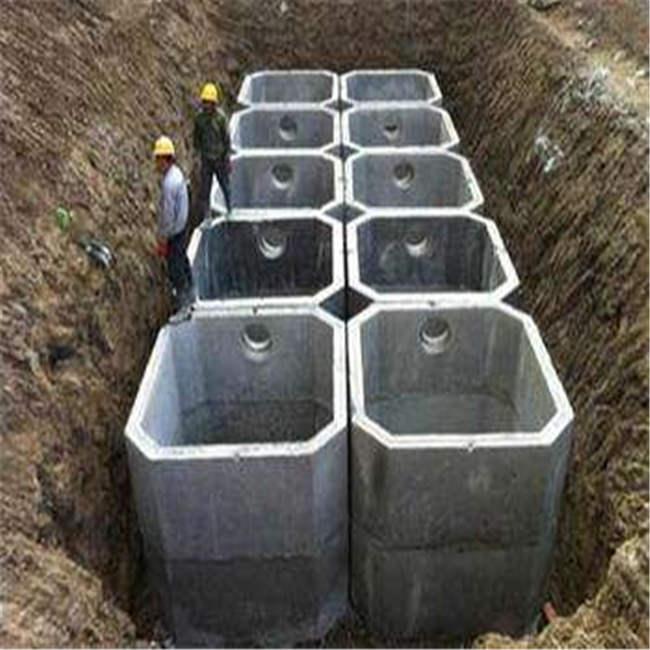 杭州模压隔油池售价钢筋网覆盖