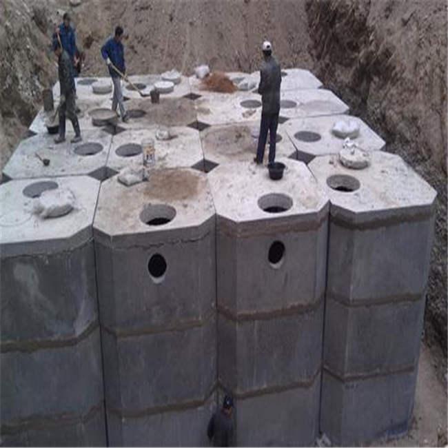 温岭成品化粪池安装咨询施工安全用时短