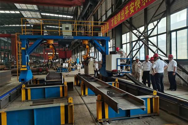 南昌钢结构喷涂机器人厂家效率高价格低