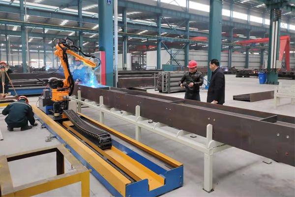 徐州钢结构行业焊接机器人质量上乘