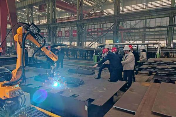 青海钢结构自动化焊接哪家好价格合理