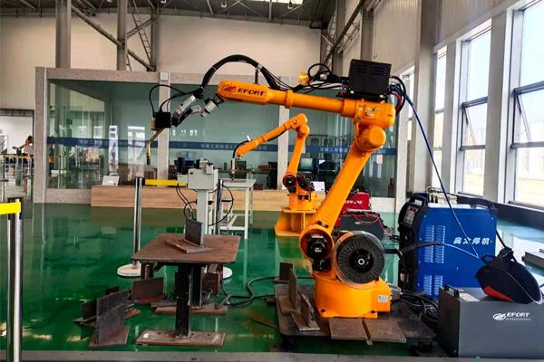 盐城焊接钢结构机器人电话可编程智能化
