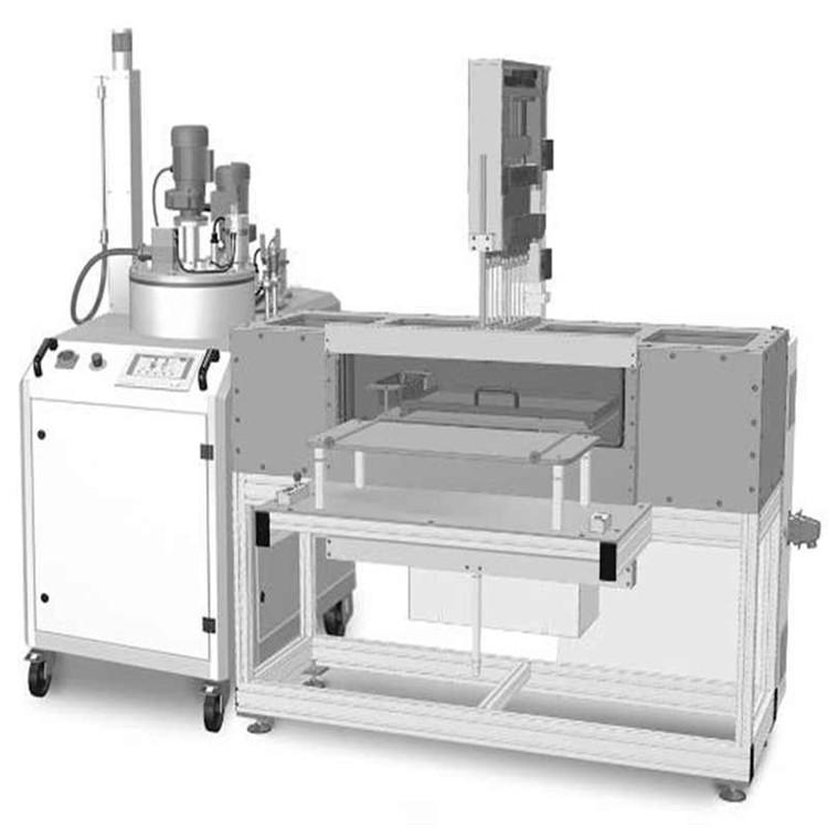 正规的双组份点胶机企业适用各类行业