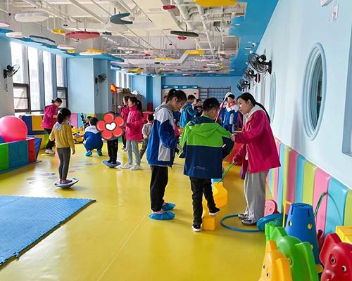 低龄儿童孤独性障碍训练机构全心全意